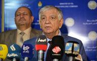 اظهارات وزیر نفت عراق پس از دیدار با زنگنه