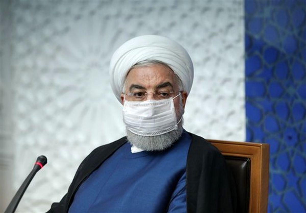 روحانی: ۱۰ استان از پیک بیماری کرونا عبور کردند/پروتکلهای ماه محرم راهمه باید اجرا کنند