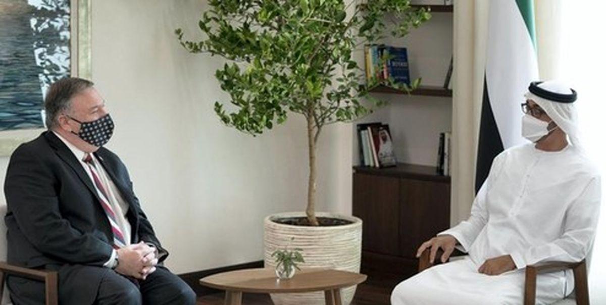 گزافه گویی پامپئو درباره ایران در مصاحبه با یک نشریه اماراتی
