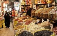 بازار آجیل و شیرینی در واپسین روز اسفند