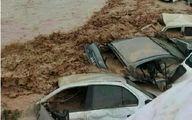 آمار کشته شدگان سیل شیراز به ۲۱ نفر رسید