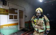 آخرین وضعیت حادثه ساختمان وزارت نیرو با گذشت ۳۷ ساعت