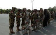 ورود نیروهای ویژه مصر به بحرین +عکس