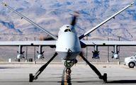 سقوط یک فروند پهپاد جاسوسی آمریکا در شمال سوریه