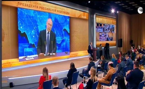 پوتین: تحریم علیه کشورهای درگیر با کرونا باید لغو شود