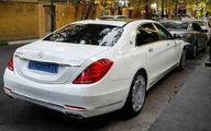 عکس:خودروی اشرافی سفیر آلمان در تهران!