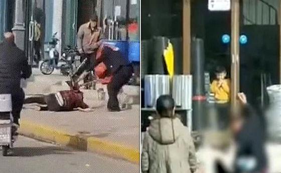 مردی به خاطر تصادف با یک عابرپیاده همسرش را در خیابان کشت +عکس