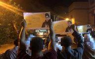 تداوم تظاهرات مردم بحرین ضد آل خلیفه