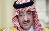 حسابهای بانکی «محمد بن نایف» توقیف شد