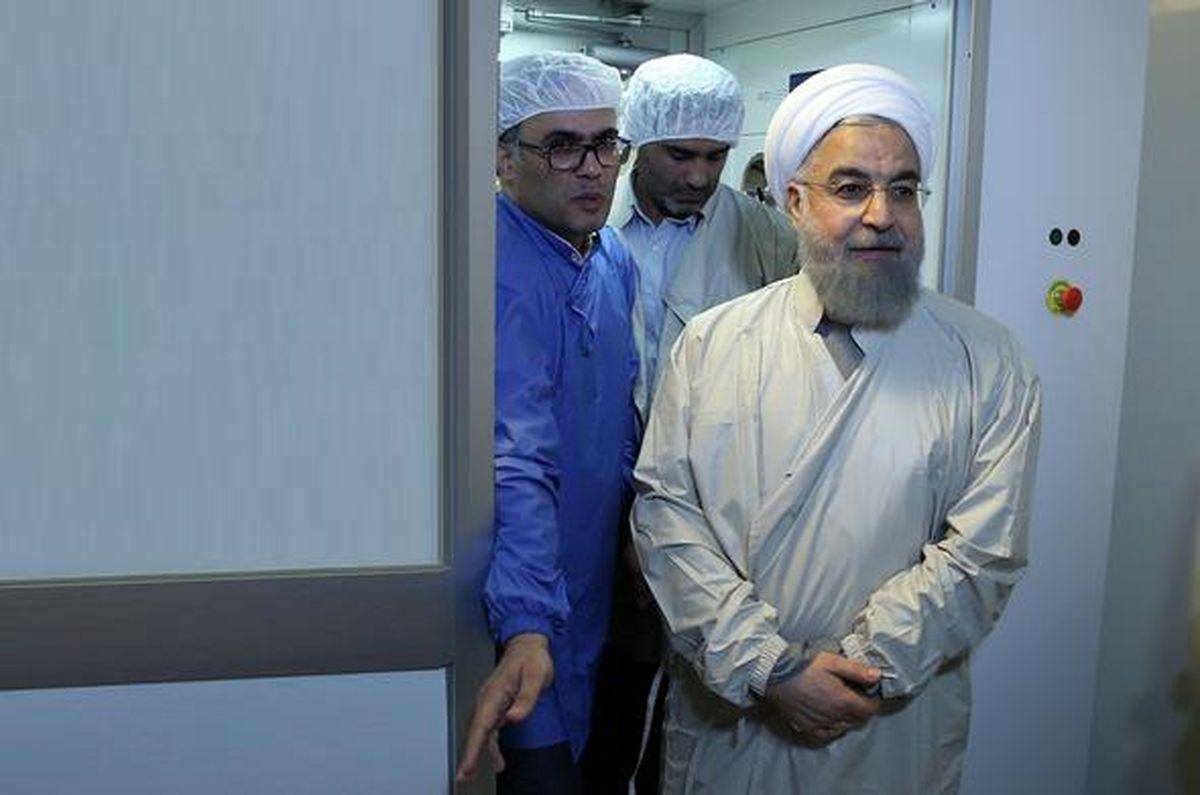 جزئیات مسافرتهای حسن روحانی به کیش +عکس