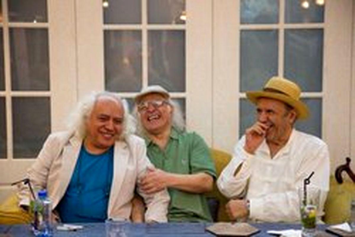 وقتی فریدون جیرانی سورپرایز شد! +عکس